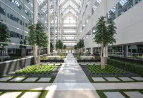 Galleria 300/400 Lobby